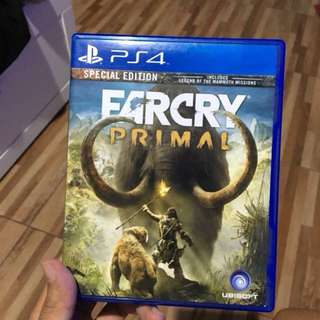 BD PS4 Far Cry Primal