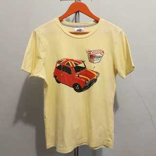 Garage tees vintage collection • Size M • Rp. 75.000