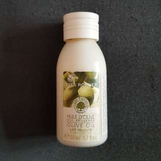 [NEW] Yves Rocher Silky Lotion - Olive Oil