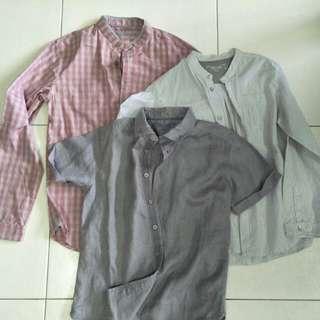 Bn Chateau de sable boys shirts