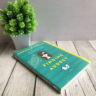 [Paperback] Finding Audrey - Sophie Kinsella