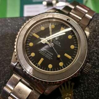Vintage Rolex 5512