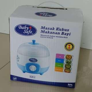 Baby Safe Steam Cooker untuk kukus
