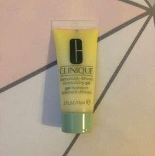Clinique moisturizing gel 15ml