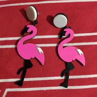 Anting flamingo