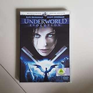 DVD - UNDERWORLD EVOLUTION