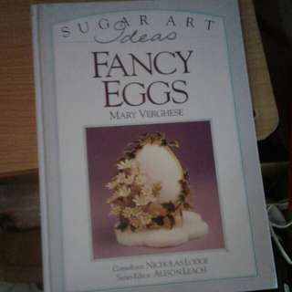 Fancy Eggs by Mary Verghese book