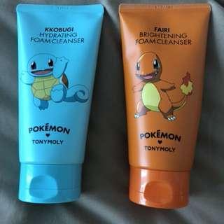 Tony Moly Pokemon Foam Cleanser