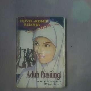 Catatan Harian Olin 2: Aduh Pusiiing! - Ali Muakhir & Dyotami
