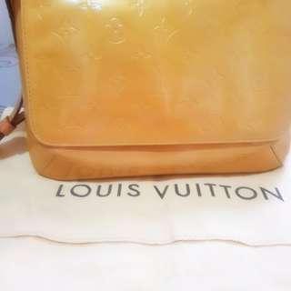LV Thompson Vernis Yellow