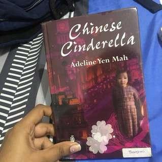 Chinese Cinderella Literature book Adeline Yen Mah