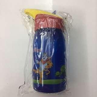 BNIP BPA free water bottle Tigger blue bottle 500ml