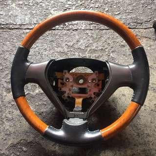 Honda Airwave Steering wheel