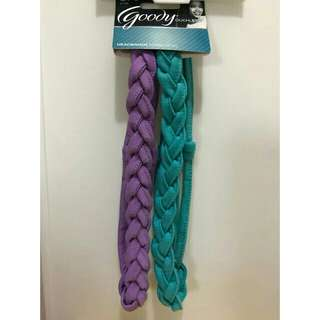 Goody Ouchless Braided Headbands