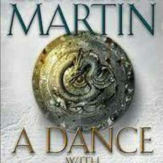 Dance with Dragons Paperback A Song of Ice and Fire English By (author)  George R. R. Martin