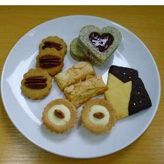 新年曲奇水果茶禮盒 New Year Cookie Gift Set