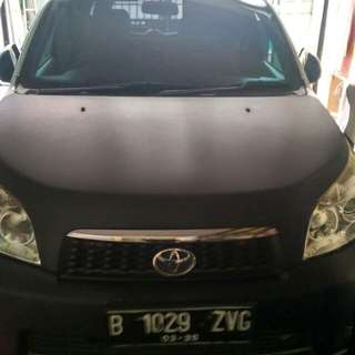 Toyota rash tahun 2011