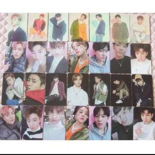 IKON RETURN PHOTOCARD