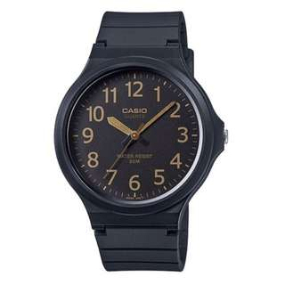 CASIO Men's Watch Black Strap