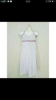 💛Cream Midi Dress