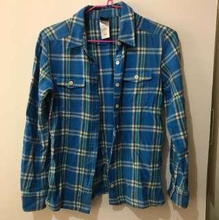 Patagonia Blue shirt