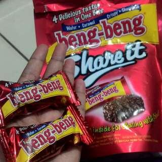 Beng-beng share it isi 10pcs/pack