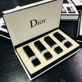 Dior Lipstick Set