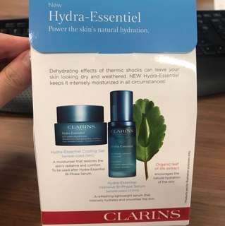 New hydra- essential