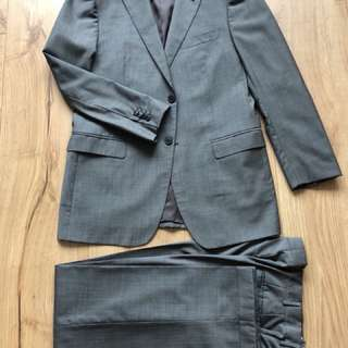 ZZegna business suit