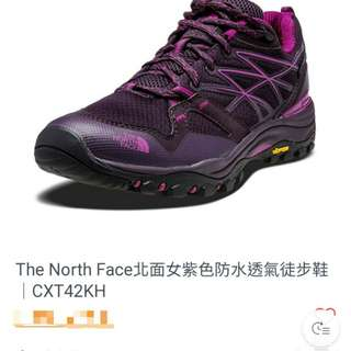 THE NORTH-FACE防水透氣徒步鞋
