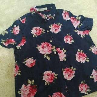 Odive Flower Shirt