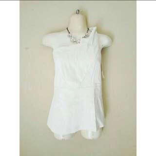 💛Half Shoulder Blouse