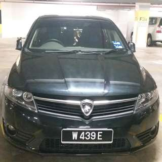 Proton Preve Premium (very well maintained)
