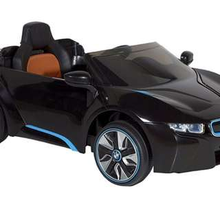 BMW i8 Self drive/controlled car
