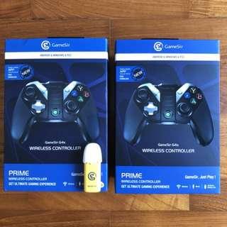 GameSir G4s & Remapper A2