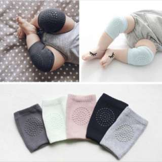Baby knee pad, anti slip