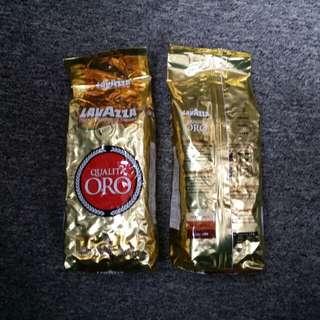 Lavazza coffee bean 咖啡豆