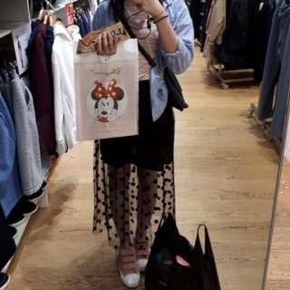 韓版 蕾絲半身裙