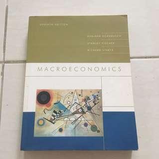 Macroeconomics seventh edition