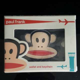 Clearance sales!!! Genuine  Paul Frank wallet for kids
