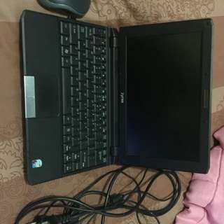 For sale notebook zyrex