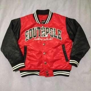 Puffer Style Jacket