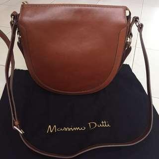 Massimo Dutti classic crossbody bag