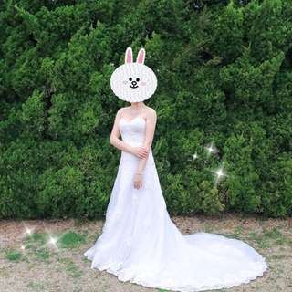 Wedding dress 婚紗