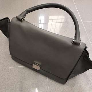Celine Trapeze Bag Small
