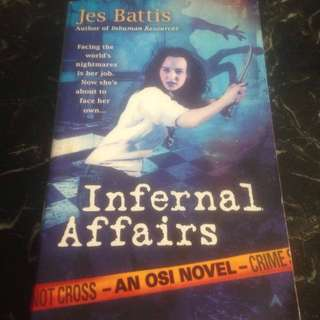 Infernal Affairs by Jes Battis - Special Offer!
