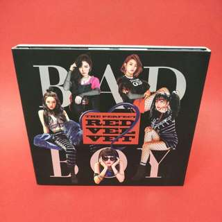 ( Ready Stock ) Official Perfect Velvet Bad Boy Repackaged Album