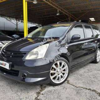 NISSAN GRAND LIVINA 1.8 IMPUL
