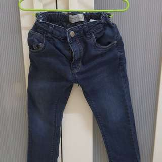 Jeans button
