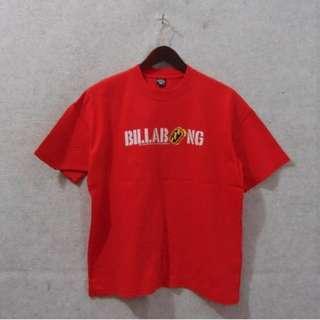 Tshirt BILLABONG Size F setara L
